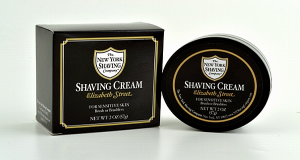 The New York Shaving Company: Elizabeth Street Shave Cream