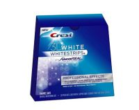Crest1 Crest: 3D White Whitestrips Professional Effects