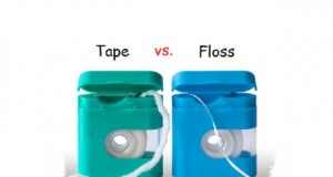 Dental Floss vs. Dental Tape