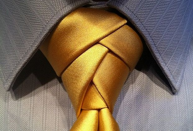 How To: Tie an Eldredge Knot | The Men's Room