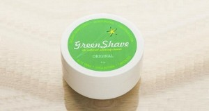 GreenShave: All Natural Shave Cream &#8211; Original