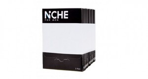 Niche for Men: Male Deodorizing Wipes