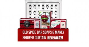 The Old Spice Giveaway!