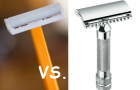 Single blade BIC vs. DE Razor… What's the difference?