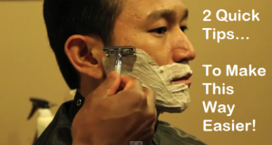 2 Quick Tips of How to Shave With Old Fashioned Razors