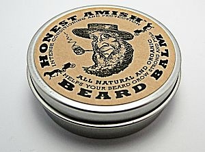 Honest Amish Beard Balm Leave In ConditionerPOST Itchy beard? Not anymore!